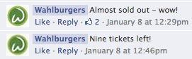 WB FB Comments