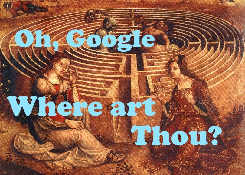 Google Algorithm Labyrinth