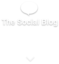 The Social Blog and Arrow Icons